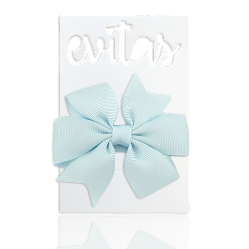 Picture of Elastic Bowknot Pastel Blue