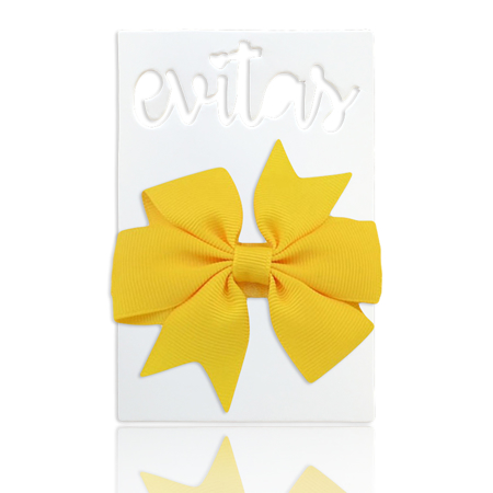 Picture of Elastic Bowknot Yellow