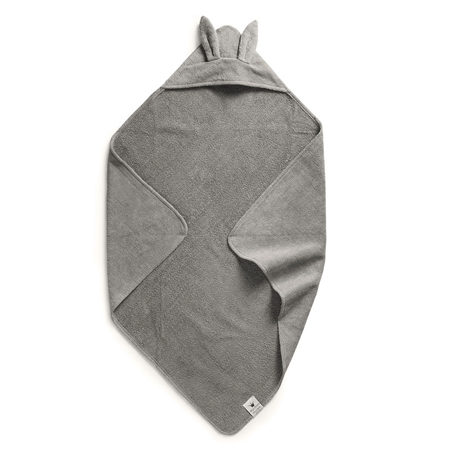 Picture of Elodie Details® Hooded Towel Marble Grey (80x80)