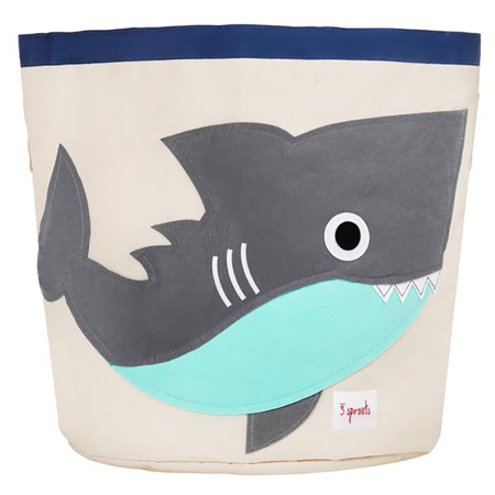 Picture of 3Sprouts Storage Bin - Shark