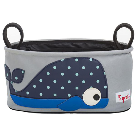 Picture of 3Sprouts® Stroller Organizer Whale