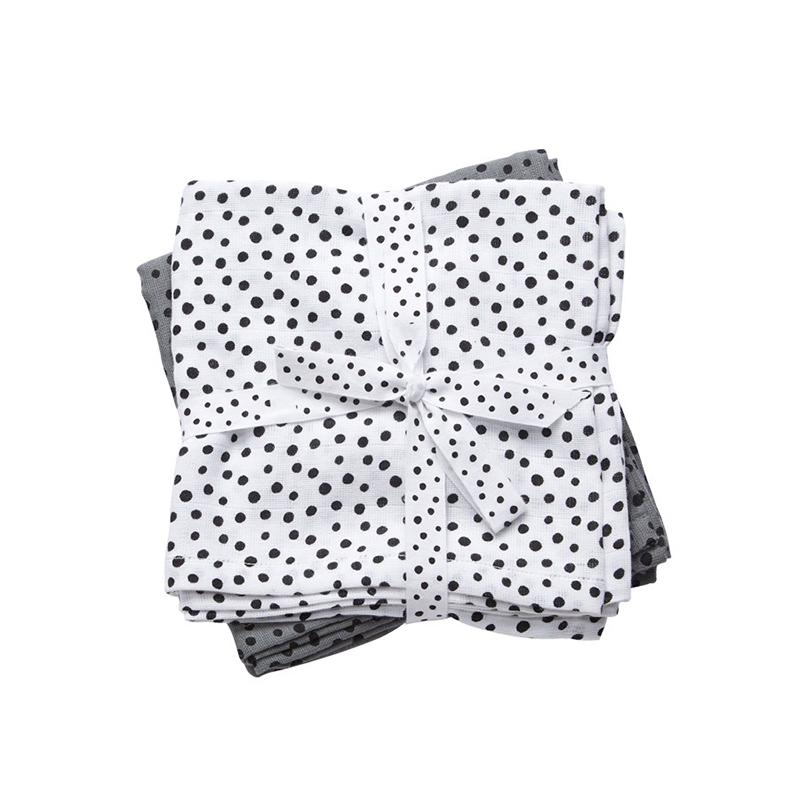 Done by Deer® Komplet krpic za podiranje kupčka Happy Dots 70x70