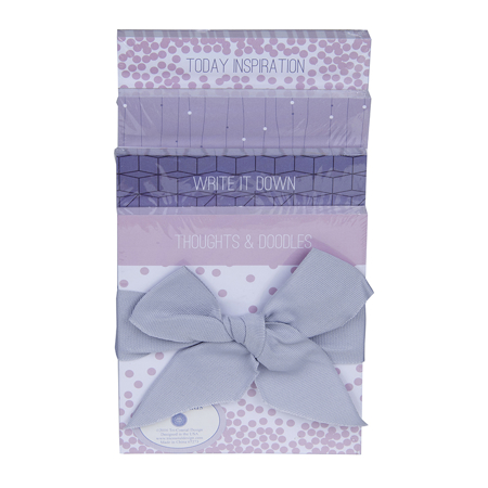 Picture of Tri-Coastal Design® Set 4 blokcev z memo listki Lavander Inspiration