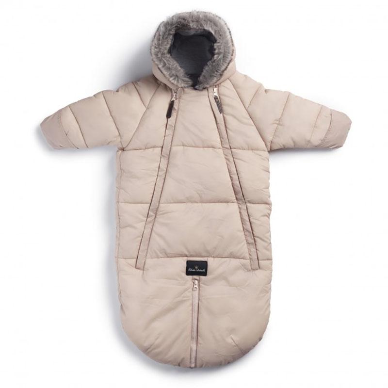 Immagine di Elodie Details® Tutina e sacco invernale Powder Pink