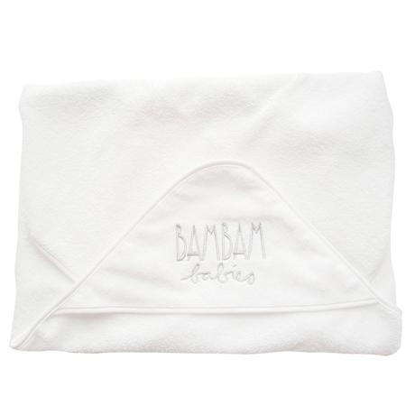 Immagine di BamBam® Asciugamano con cappuccio