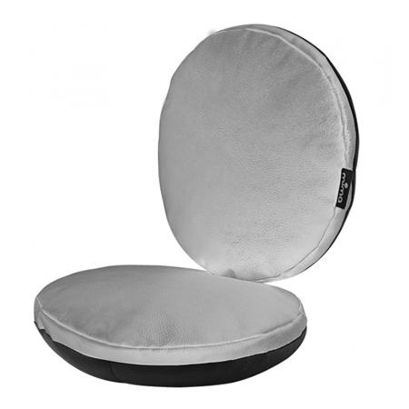 Immagine di Mima® Blazina Junior za visoki stolček Moon - Silver