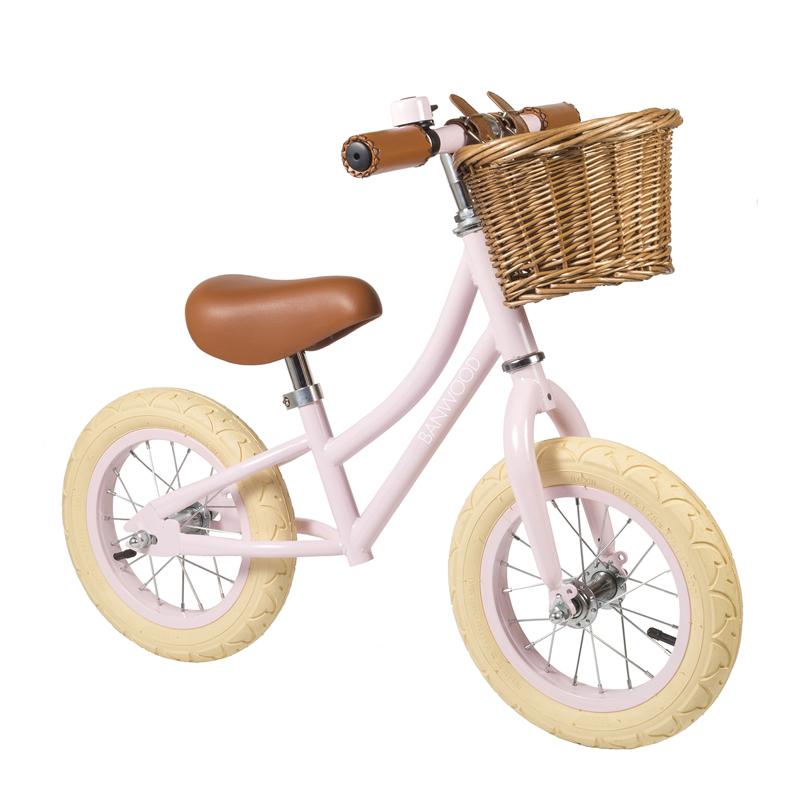 Immagine di BANWOOD® Bici senza pedali First Go! Pink