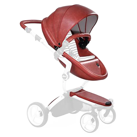 Picture of Mima® 2In1 Carrycot And Sports Seat Xari Sicilian Red