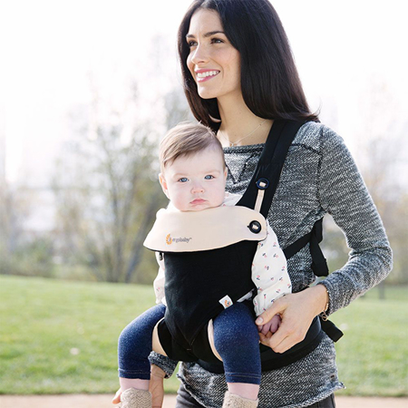 Picture of Ergobaby® 360 Baby Carrier All Carry Positions - Black Camel