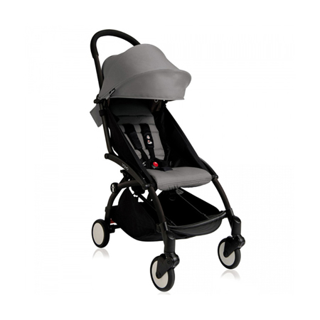 Immagine di Babyzen® YOYO+ Passeggino per bambini 6+ Grey Black Frame