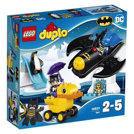 Picture of Lego® Duplo Batwing Adventure