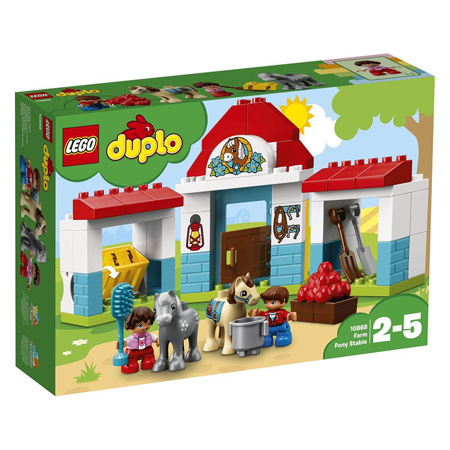 Picture of Lego® Duplo Pony Stable