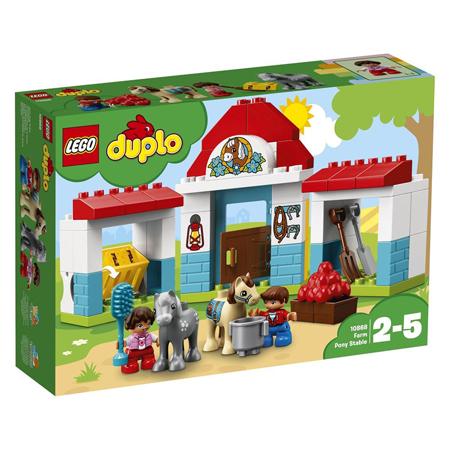 Immagine di Lego® Duplo Stalla per i poni