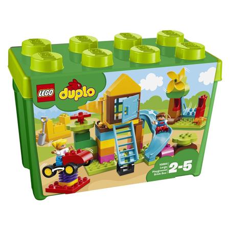 Immagine di Lego® Duplo La mia grande scatola di mattoncini-Parco giochi Lego Duplo