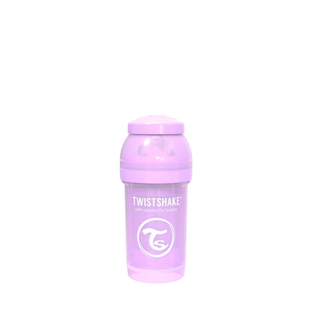 Immagine di Twistshake® Anti-Colic 180 ml Pastello - Viola Pastello