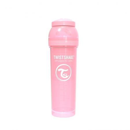 Immagine di Twistshake® Anti-Colic 330 ml Pastello - Rosa Pastello