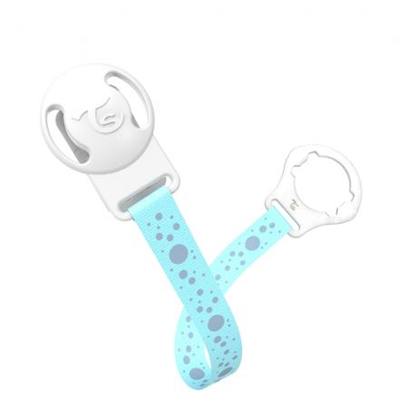 Immagine di Twistshake® Porta ciuccio - Blu Pastello