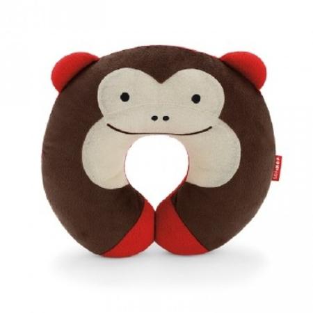 Immagine di Skip Hop® Cuscino per collo bebè Scimietta