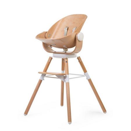 Immagine di Childhome® Otroški stol Evolu NAT/WH (za EVOLU + ONE80°)