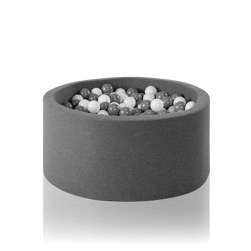 Immagine di Misioo® Piscina con palline Grey Basic Smart