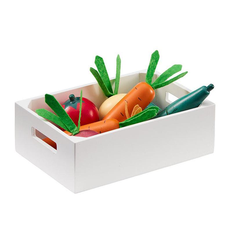 Immagine di Kids Concept® Cassa di verdura mista