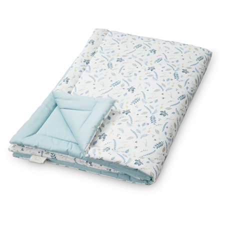 Immagine di CamCam® Coperta 90 x 120 cm Pressed Leaves Blue