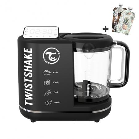 Immagine di Twistshake® Robot da cucina 6in1 Nero
