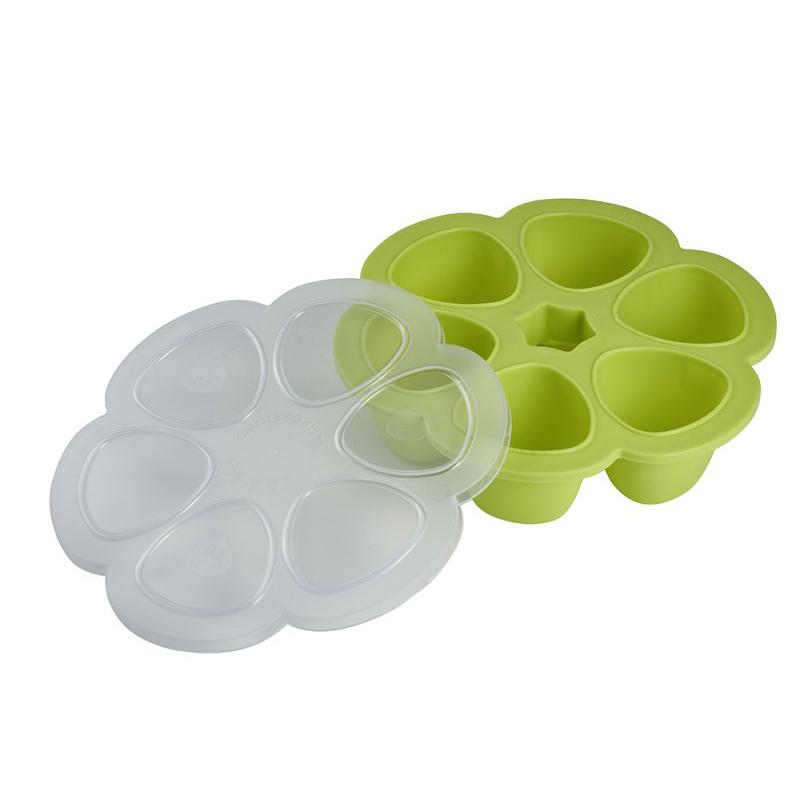 Immagine di Beaba® Contenitori per congelatore 6x90ml Green