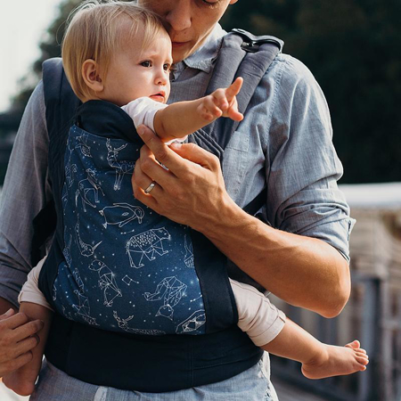 Picture of Boba® Soft Carrier Boba Classic 4GS - Constellation