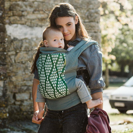 Picture of Boba® Soft Carrier Boba Classic 4GS - Verde