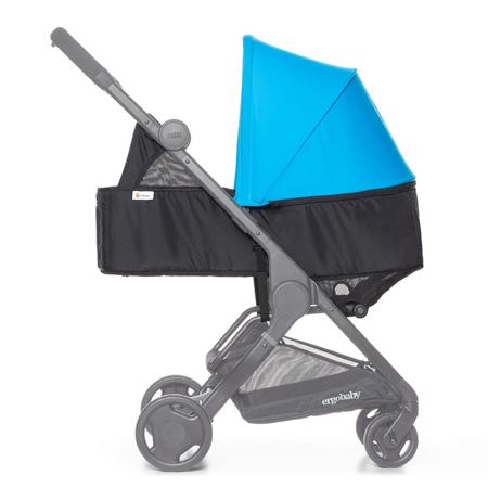 Immagine di Ergobaby® Metro Newborn Kit košara za novorojenčka Blue