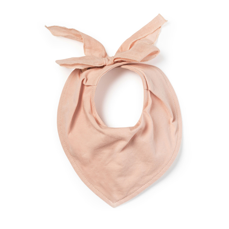 Immagine di Elodie Details® Bavaglino a bandana cotone Powder Pink