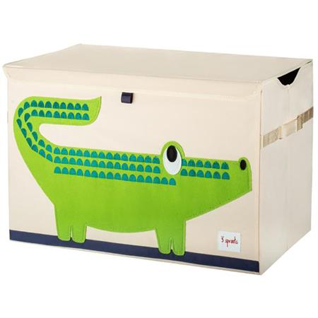 Immagine di 3Sprouts® Contenitore giocattoli Coccodrillo
