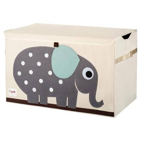 Immagine di 3Sprouts® Contenitore giocattoli Elefante