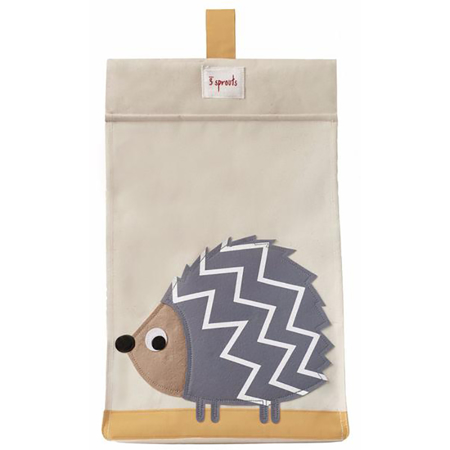 Picture of 3Sprouts® Diaper Stacker Hedgehog