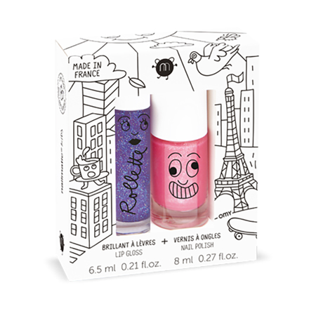 Immagine di Nailmatic® Set regalo Lovely City