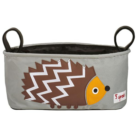 Picture of 3Sprouts® Stroller Organizer Hedgehog