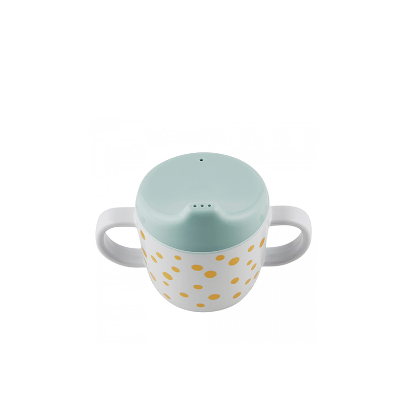 Picture of Done By Deer Spout Cup Happy Dots