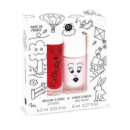 Immagine di Nailmatic® Set regalo Kids Cottage