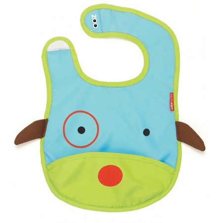 Picture of Skip Hop® Tuck-Away Bib Puppy