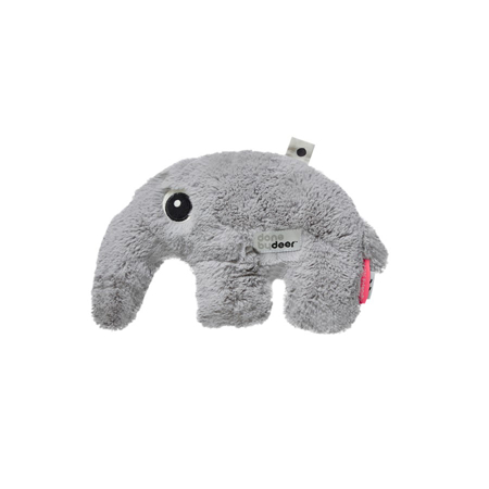Picture of Done by Deer® Cuddle Cute Toy Antee Grey