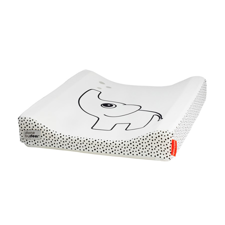 Picture of Done by Deer® Changing Pad Elphee White