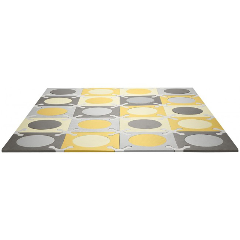 Immagine di Skip Hop® Tappeto gioco Playspot Grey/Gold