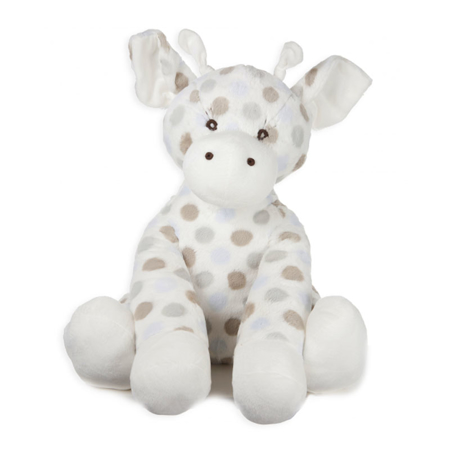 Immagine di Little Giraffe®? Giraffa Peluche Big G Blue