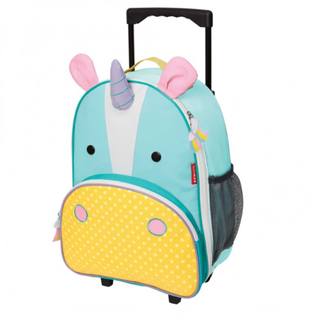 Picture of Skip Hop® Kids Rolling Luggage Rhino
