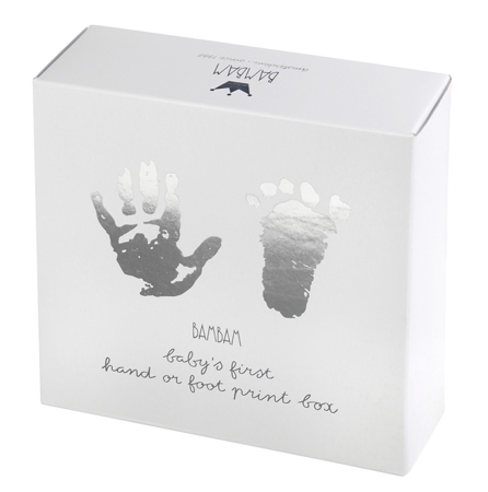 Picture of BamBam Hand&Feet Cement Print Set