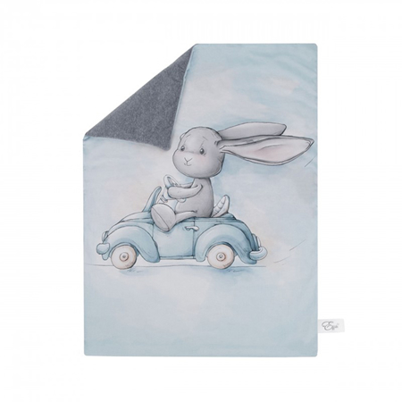 Picture of Effiki® Double blanket Effiki The Racer (70x100)