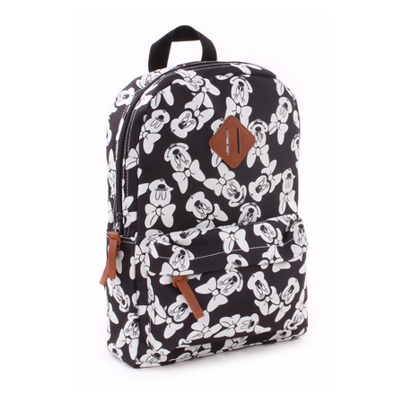 Immagine di Disney's Fashion® Zaino rotondo Mickey Bag Nero