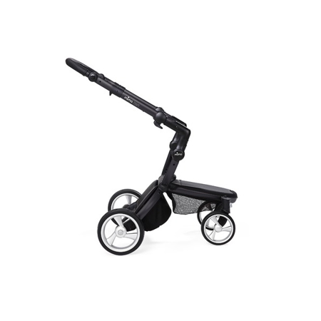 Slika Mima® Ogrodje za voziček Xari - Črna