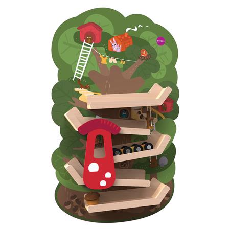 Slika Oribel® Vertiplay Dogodivščina v krošnjah dreves